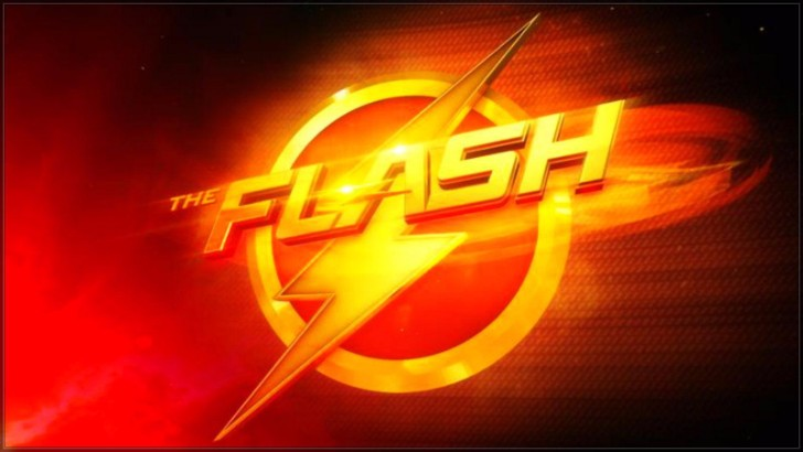 the flash logo image