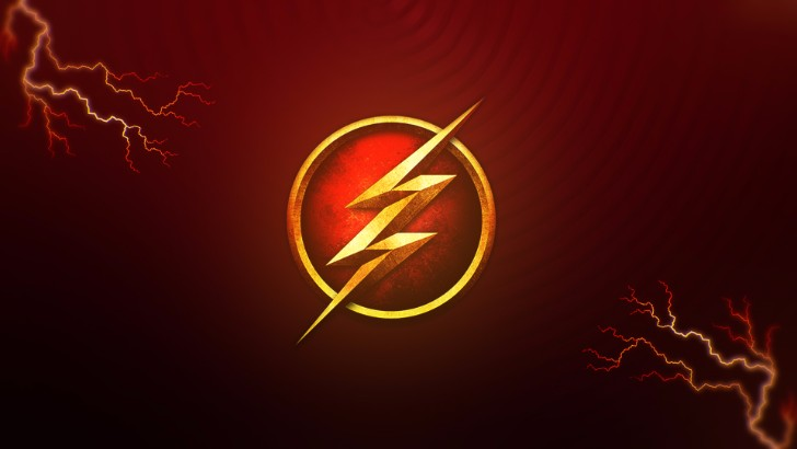 The Flash Ray Wallpaper
