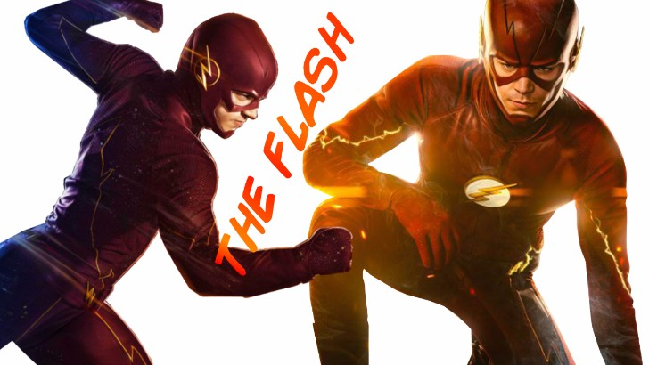 The Flash Thoughtful Wallpaper