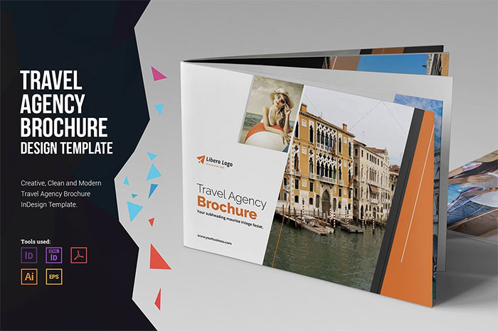 Best Travel Brochure Templates And Examples