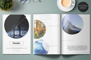 Free Travel Brochure Templates