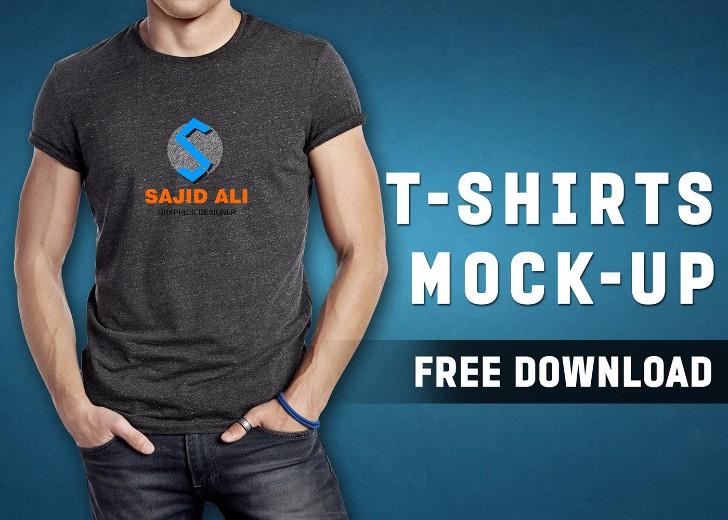 TShirt Mockup Free Download