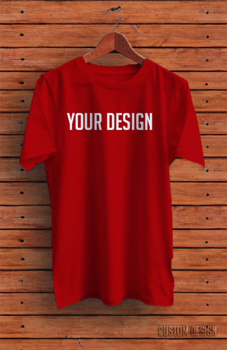tshirt psd mockup free download