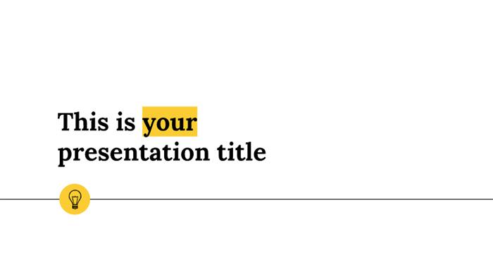 viola-free-presentation-template