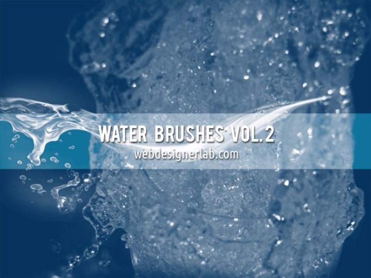 Water Brushes Vol2