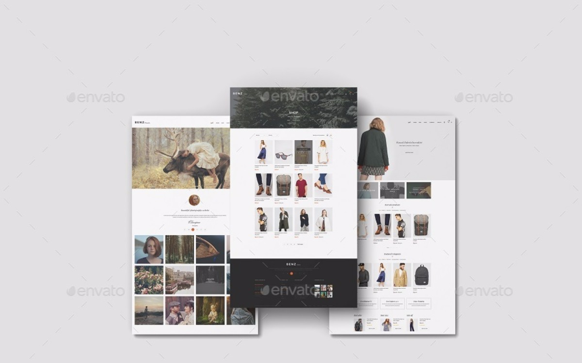 Web Showcase Mockup Vol2