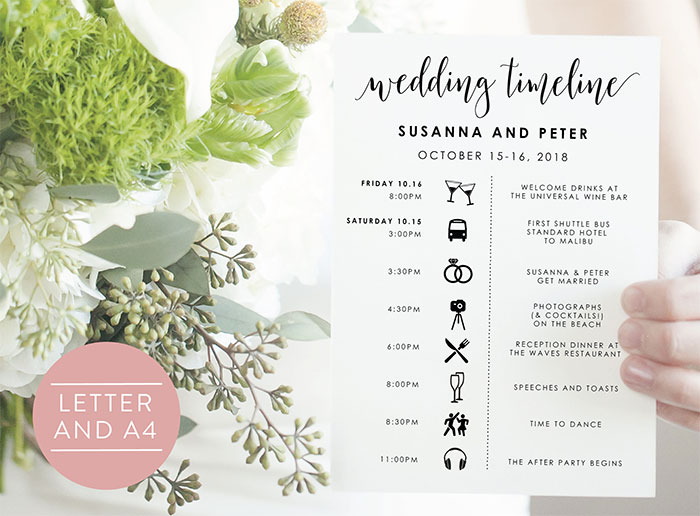 wedding-timeline-editable-timeline