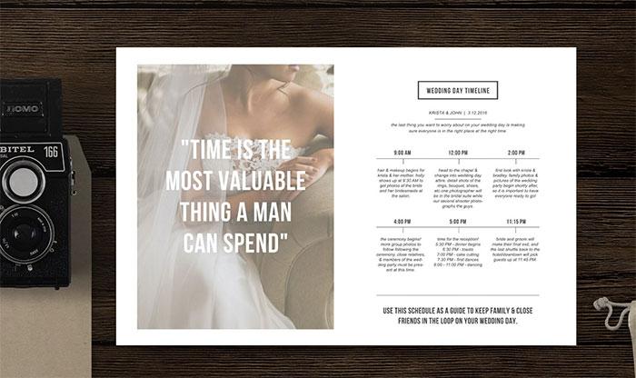 wedding-timeline-magazine-style