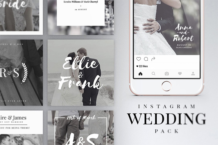 Instagram-Wedding-Pack