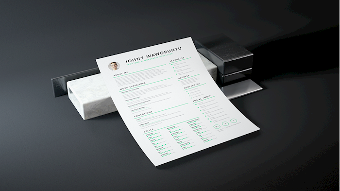 Simpler-The-Resume-Template
