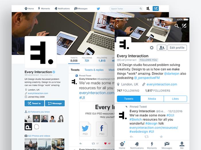 25+ Free Social Media Mockups - Instagram, Facebook, Twitter