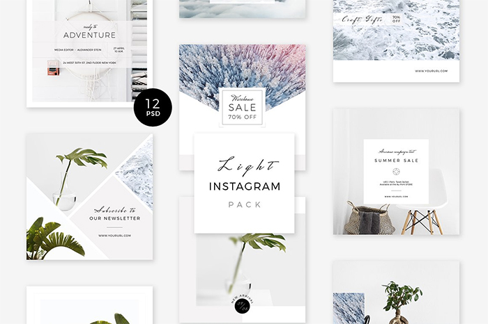 awesome-Light-Instagram-Pack