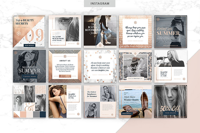 canva-Rose-Gold-Social-Media-Pack