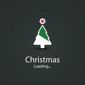 christmas tree loading