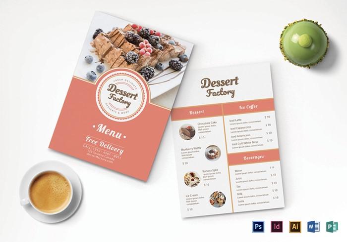 elegant-dessert-menu
