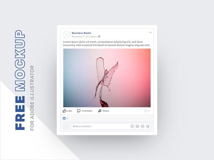 facebook-post-free-mockups