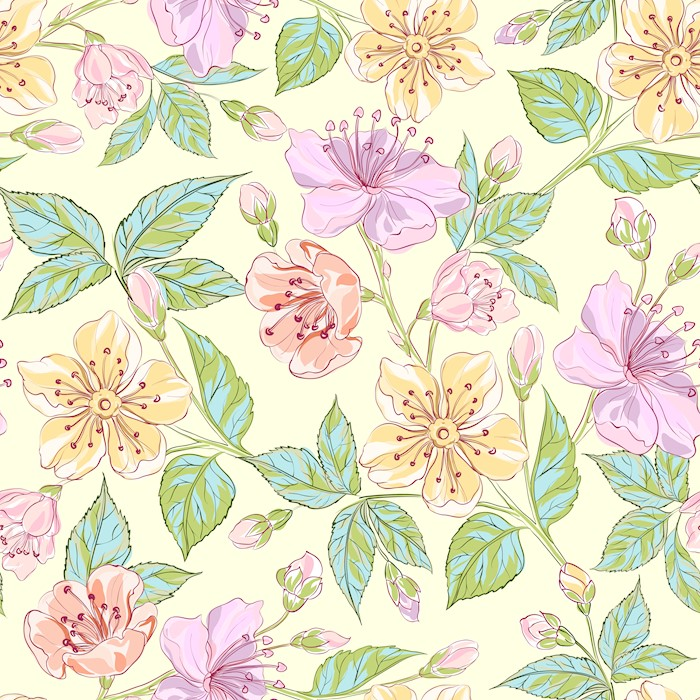flowers-background