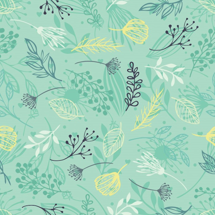 forest-herbs-blue-background