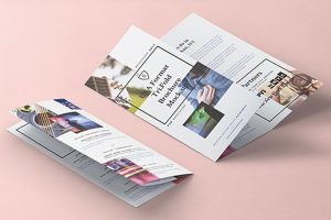 free brochure mockup templates 2017