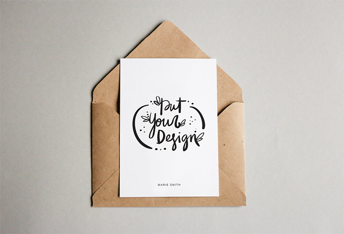 free-postcard-envelope