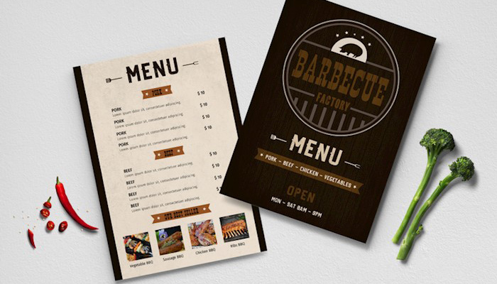 Free Restaurant Menu Templates For Word Updated