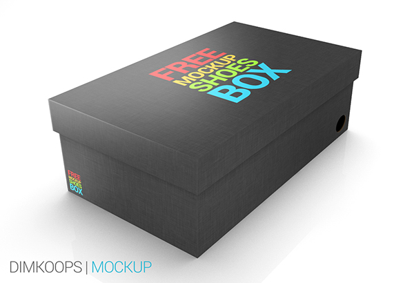Mockup shoesBOX