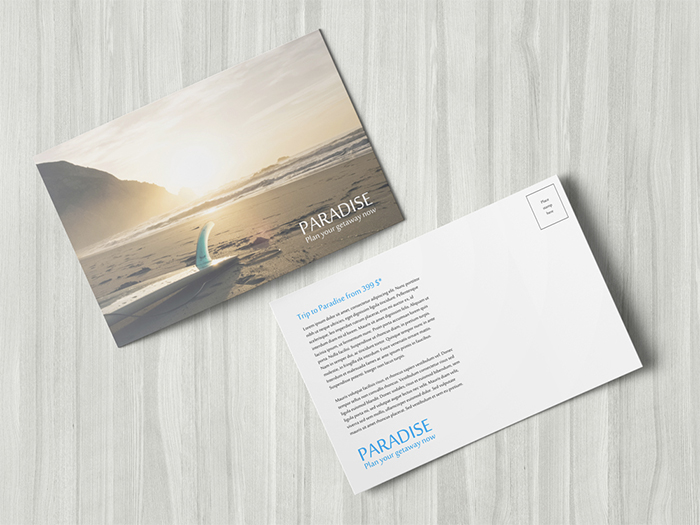 paradise-postcards
