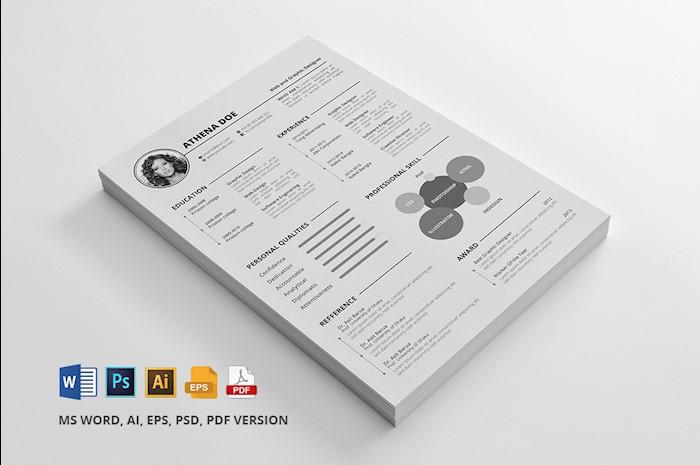 resume-freeebie