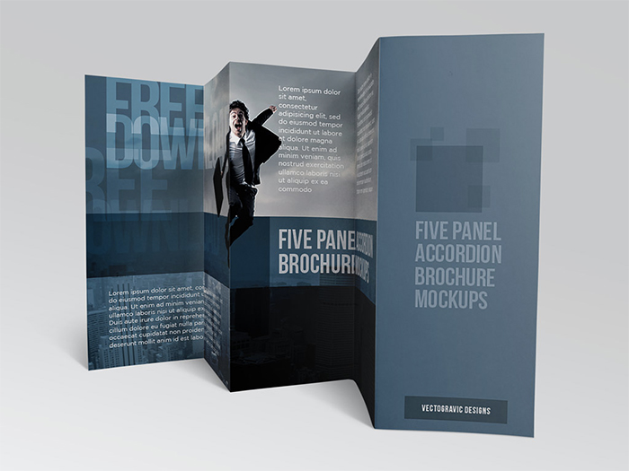 set-of-5-panel-brochure-mockups
