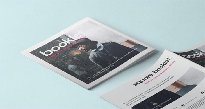 square-booklet-mockup