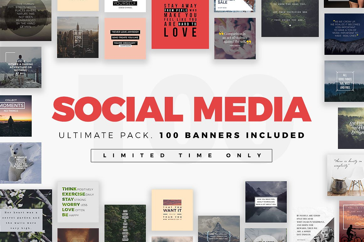 Ultimate Social Media Bundle