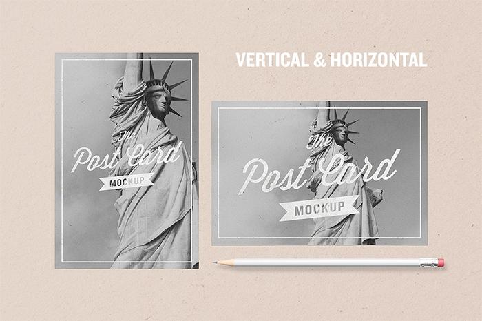 vertical-horizontal-postcards