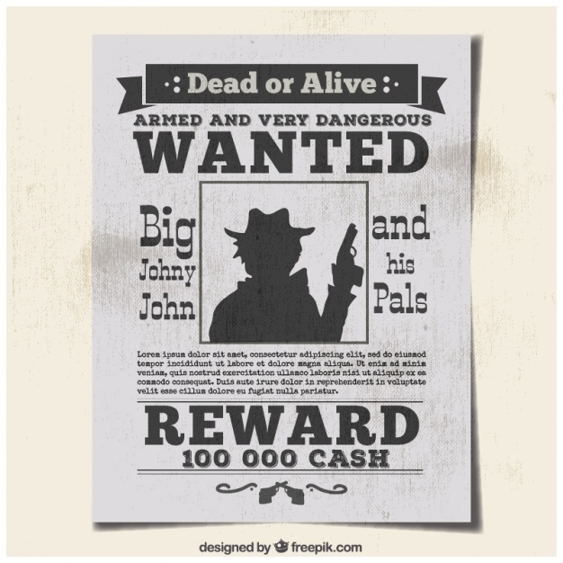 wanted Cartel crime