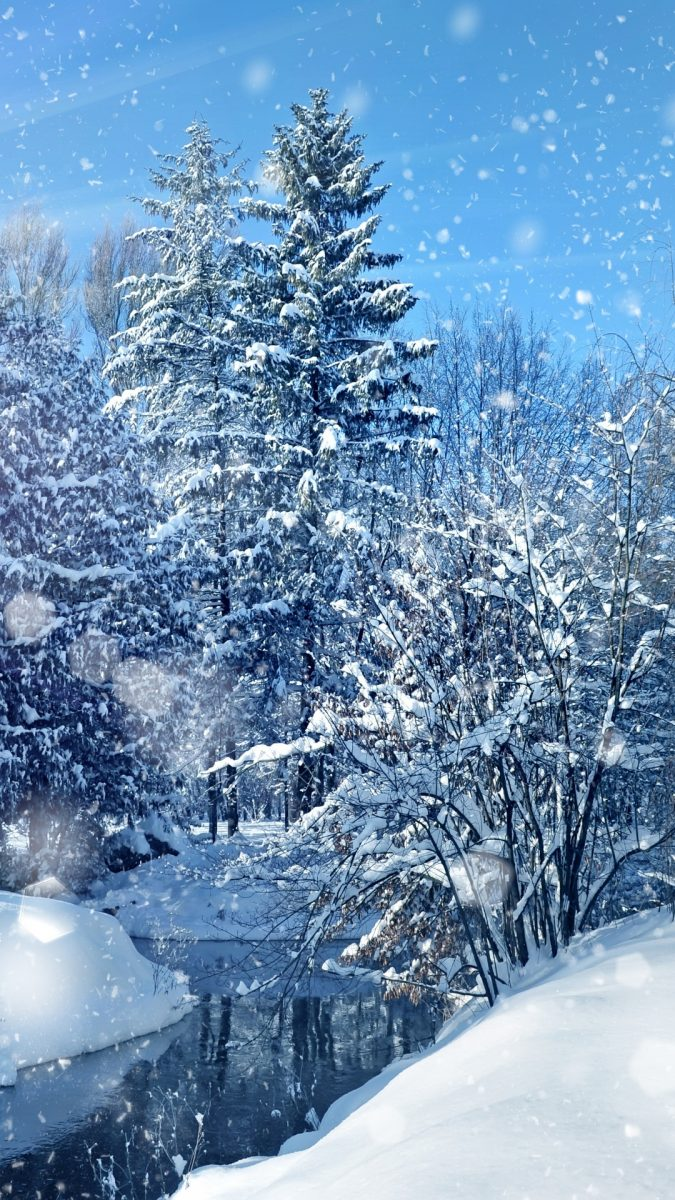 winter iphone wallpaper 21