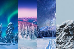 winter iphone wallpapers