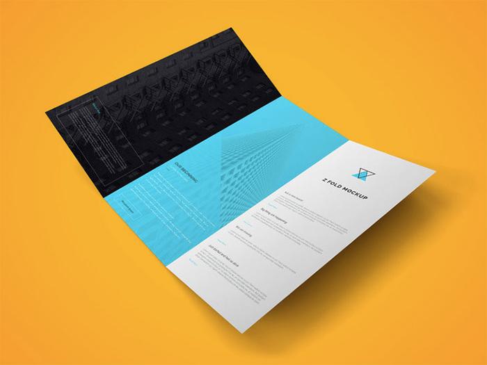 z-fold-brochure-mockup