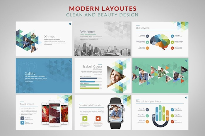 1-Xpress-Powerpoint-Template