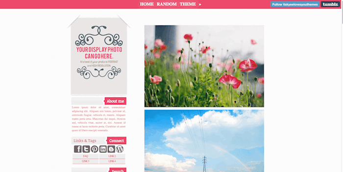 35 Best Free Tumblr Themes 2018