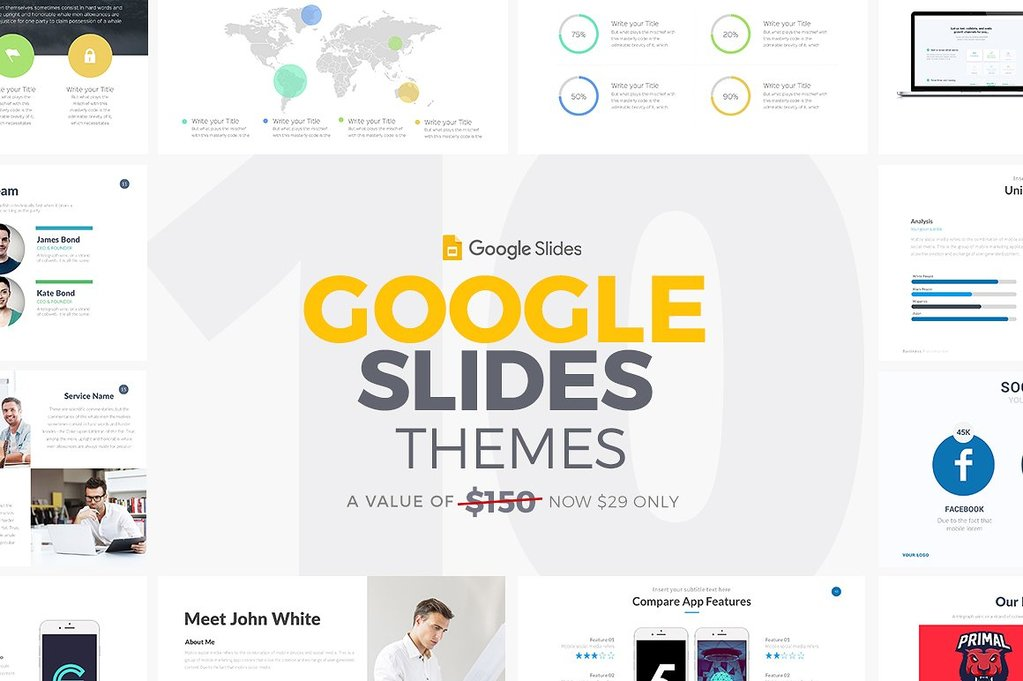 best business google slides themes