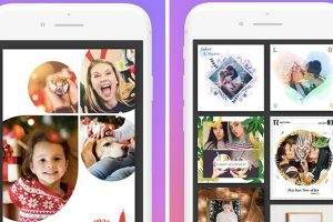 best photo collage apps for iphone and android