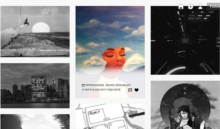 minimalism-theme-tumblr