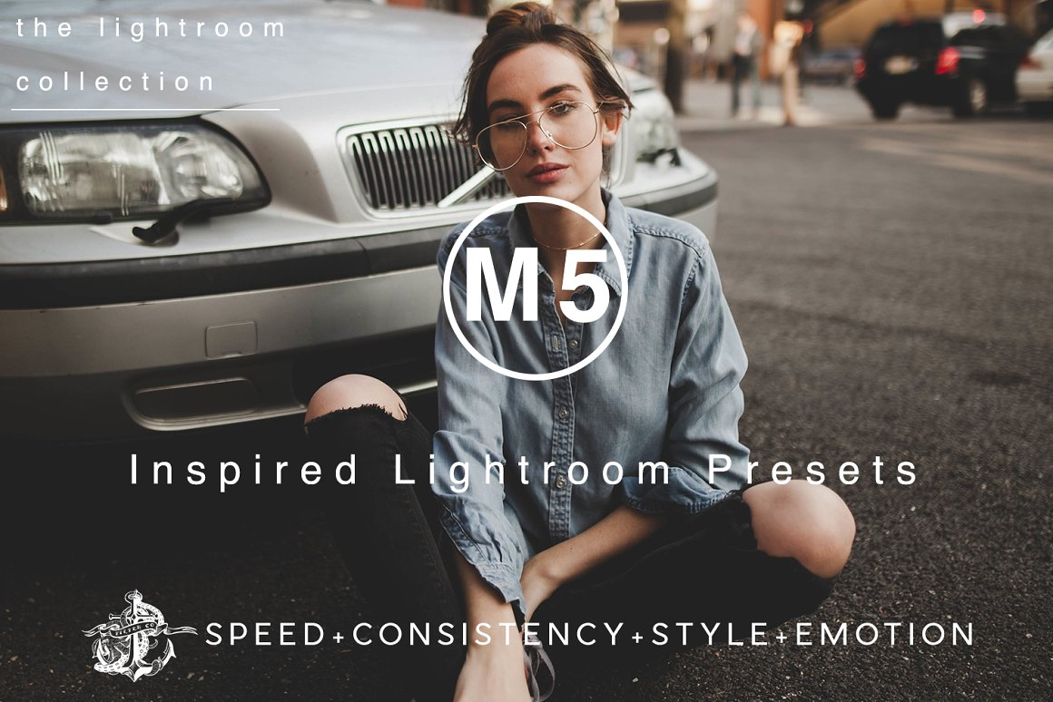 M5 VSCOCam Lightroom Preset