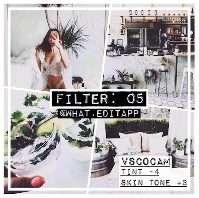 25 Best VSCO Filters, Themes and Settings for Instagram