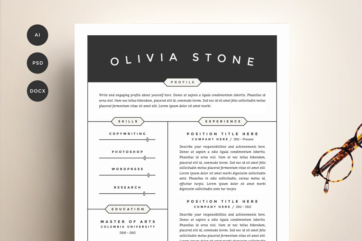 65+ Best Free Resume Templates for 2018 (Updated)