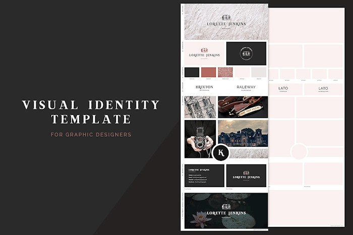 visual-template-identity
