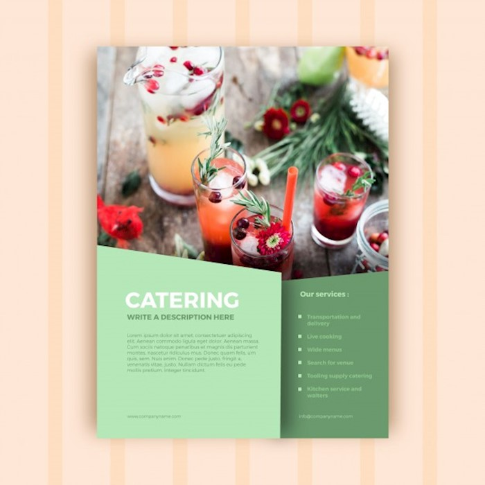 abstract-catering-business-brochure-template