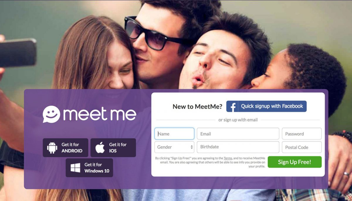 meet me dating chat
