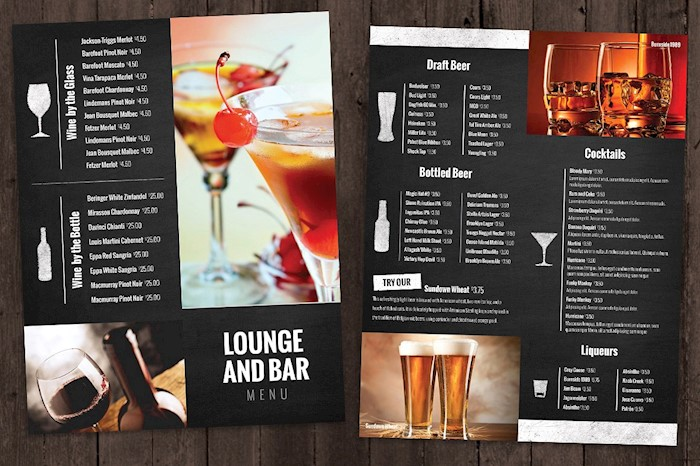 bar-and-lounge-drink-menu