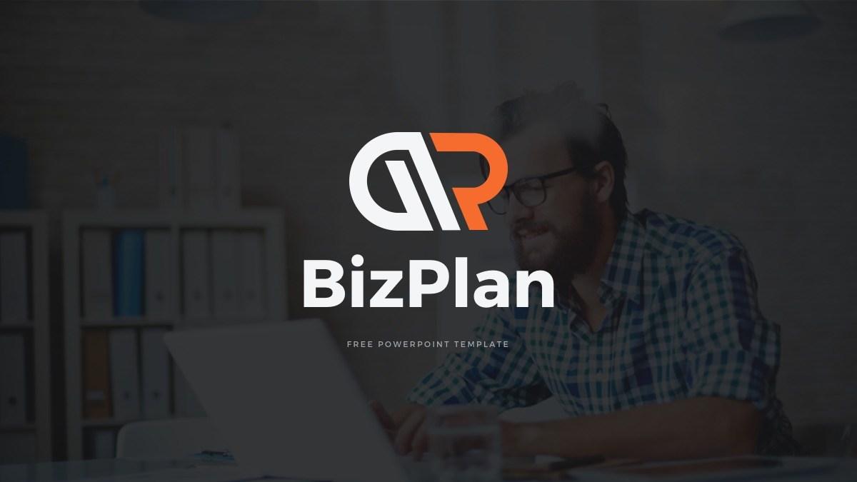Bizplan Free Powerpoint Template