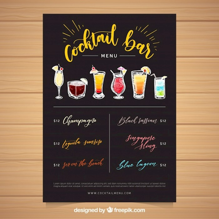 cocktail-menu-template-with-hand-drawn-drinks